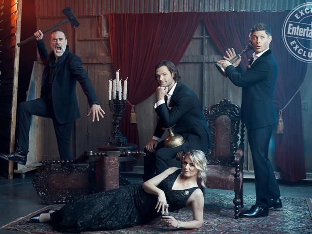 The Supernatural 300th Episode Celebrated by Entertainment Weekly