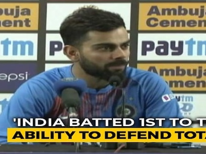 """""""Willing To Get Out Of Comfort Zone"""": Kohli After T20I Series Ends In Draw"""