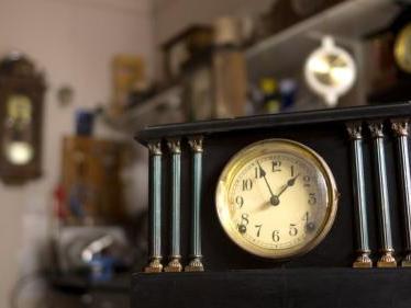 Collectible Mantel Clocks
