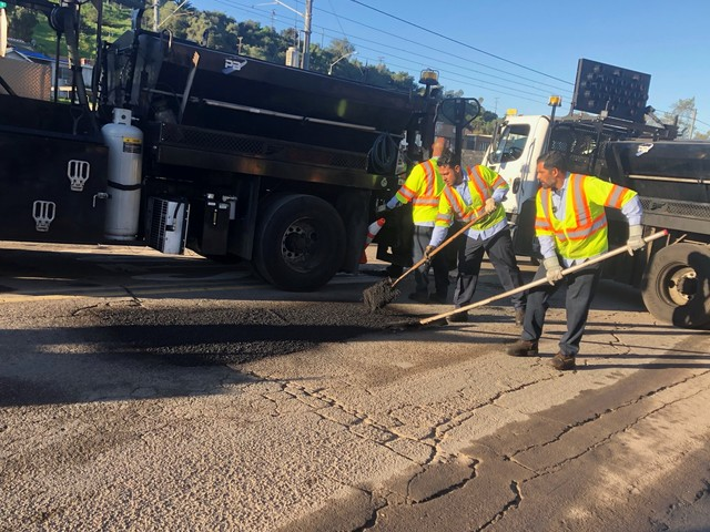 Mayor Faulconer Announces Major Expansion of Pothole Repairs