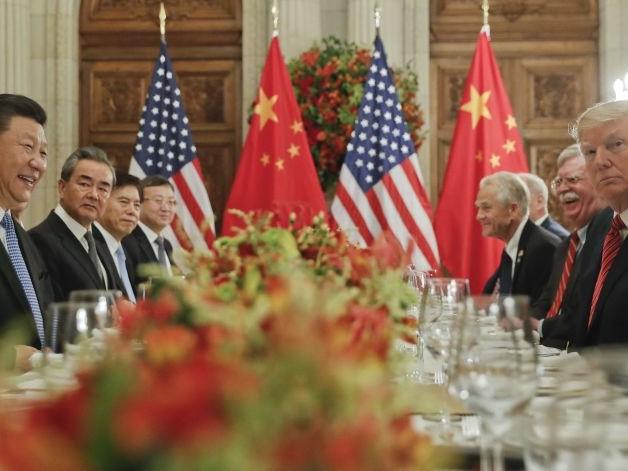 As Trade Battle Unfolds, Trump Keeps Close Eye on Markets