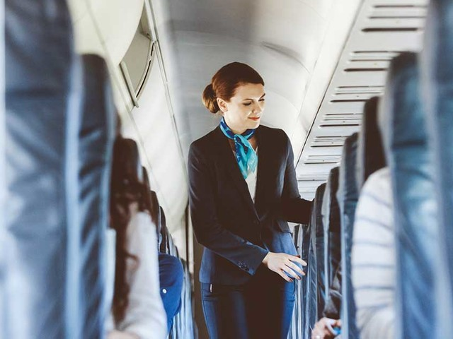 Futuristic Airline Uniforms Making People Sick