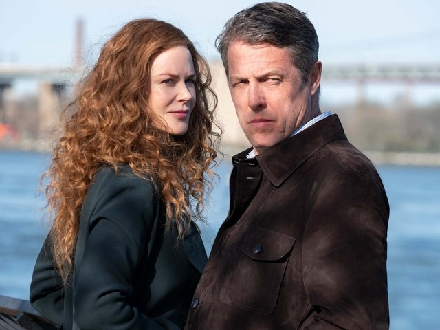 'Don't believe anything,' says Nicole Kidman of twisty HBO thriller 'The Undoing' with Hugh Grant