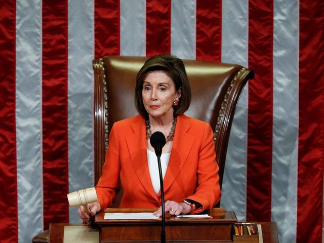 Nancy Pelosi invites Trump to testify in the impeachment inquiry and 'speak all the truth that he wants'