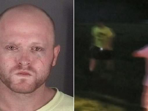 Florida man arrested after 'causing a car crash before Tasering bystanders