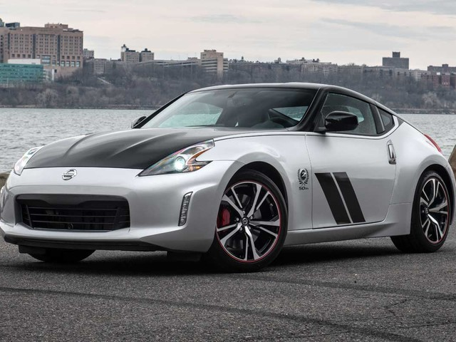 Nissan 2020 370Z 50th Anniversary Package priced up