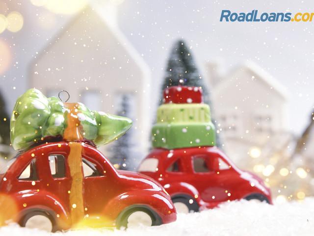 Happy Holidays from RoadLoans!