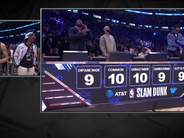 Dwyane Wade's 2020 NBA dunk contest rigging conspiracy, explained