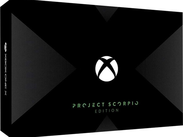 "Microsoft Corporation (MSFT) Xbox One X ""Project Scorpio Edition"" Launches Sunday"