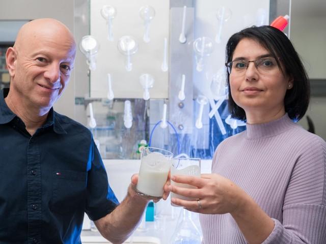 Ben-Gurion University researchers developing probiotic yogurt-based drugs