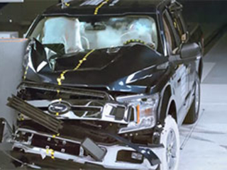 Motor News: Pickup Truck Crash Tests