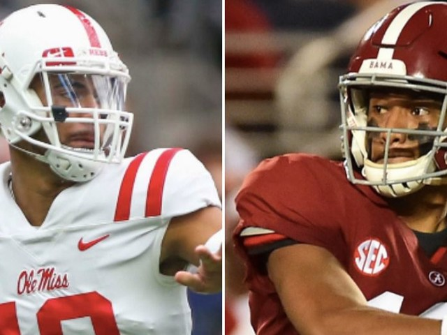 Alabama vs. Ole Miss is a battle from Hawaii
