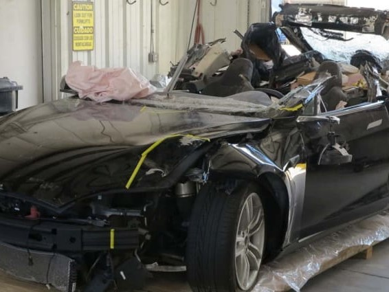 Tesla Autopilot Crash Probe Report Released