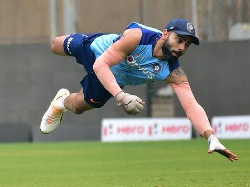 Kohli named captain of ICC's ODI and Test teams of the year