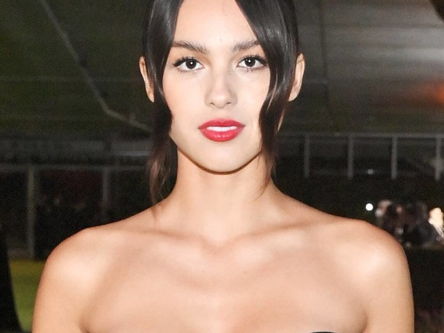 Olivia Rodrigo Sizzles in Her Riskiest Dress Yet for Academy Museum Opening Gala