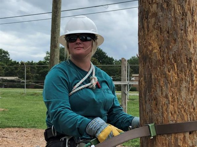 Recruiting and retaining women in skilled trades