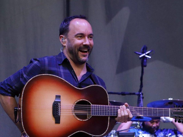 James Casey & Others Join Dave Matthews Band In Wantagh – Photos, Video & Setlist