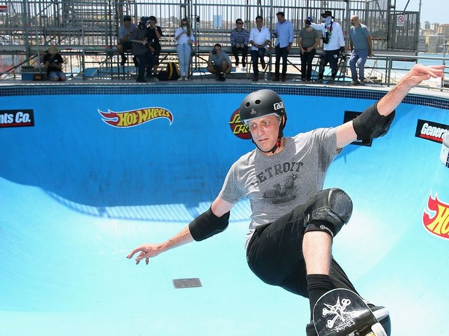 Tony Hawk on how his games changed skateboarding