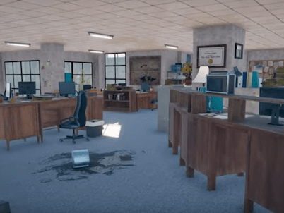 Dedicated Fan Recreates Entire 'The Office' Set In Far Cry 5