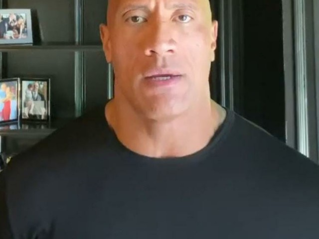 """""""Where are you?"""" Dwayne 'The Rock' Johnson Calls Out President Donald Trump"""