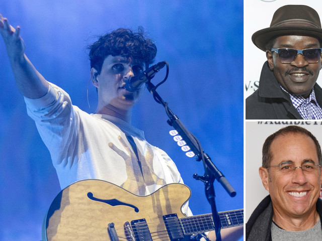 Fab 5 Freddy loves 'kinda dope' Vampire Weekend video with Jerry Seinfeld