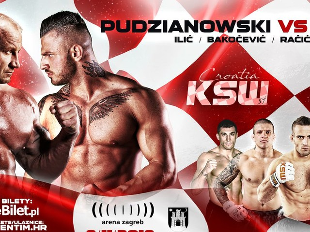 KSW 51: Croatia preview and weigh-ins - Pudzianowski fights fitness model Jun
