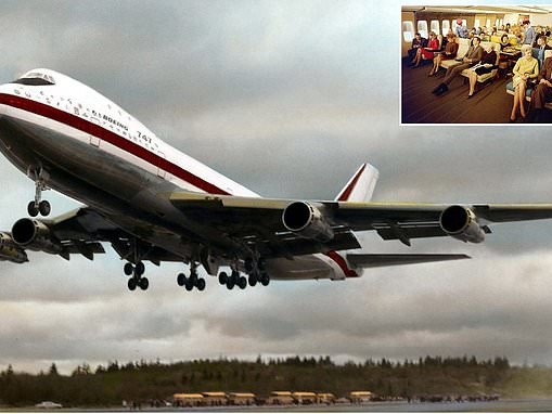 The plane that shrunk the world: It's the behemoth that turned air travel into a luxury holiday