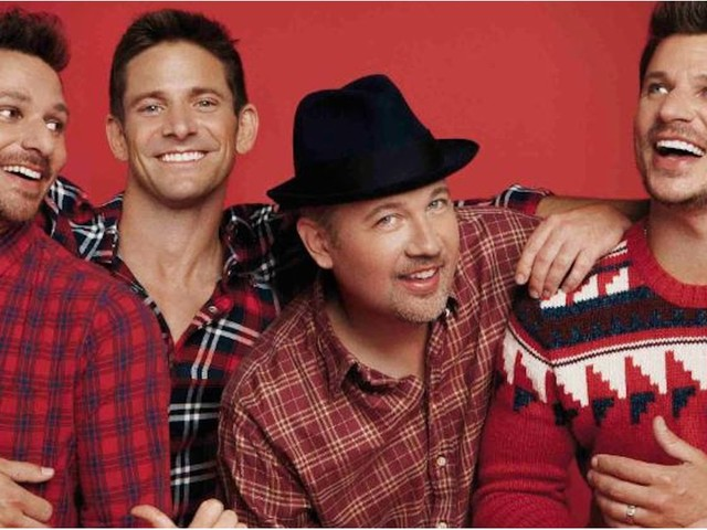 98 Degrees Is Releasing a New Christmas Album - and Going on a Christmas Tour