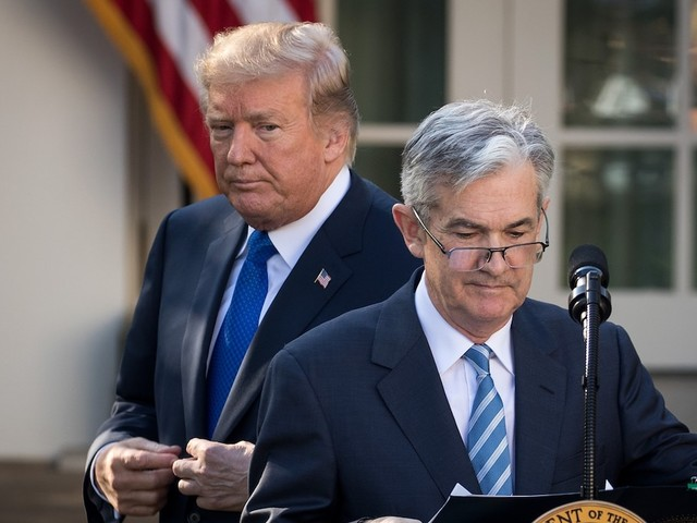 Trump just took his trade battle to a new front — and now traders are more sure than ever that the Fed is going to cut rates