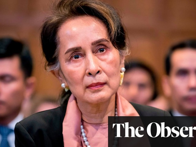 Rohingya fury at Aung San Suu Kyi's genocide denial to world court