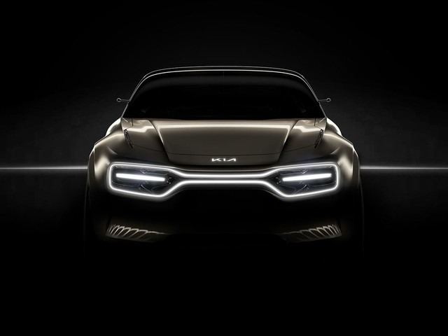 Kia Performance EV Concept