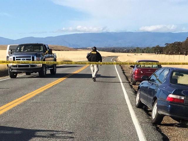 5 dead in shooting near California elementary school