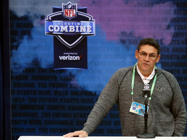 Redskins coaches, including Ron Rivera, to return to team facility Friday