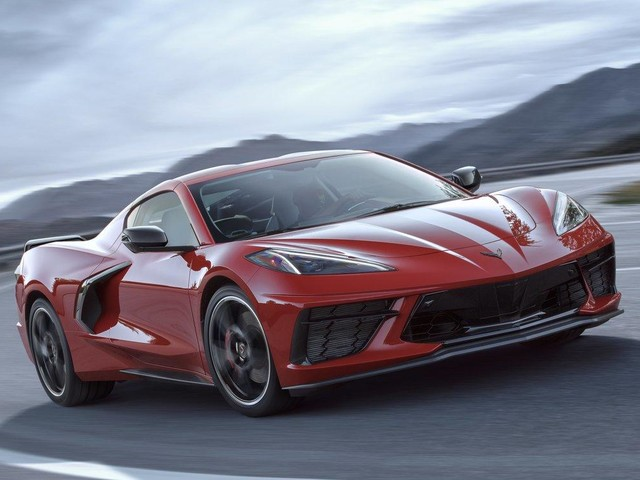 2020 Chevy C8 Corvette Top Speed Run - How Fast Does It Really Go?