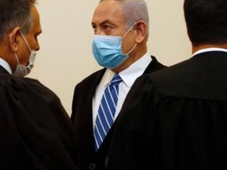 Israeli leader vows to push ahead with annexing West Bank