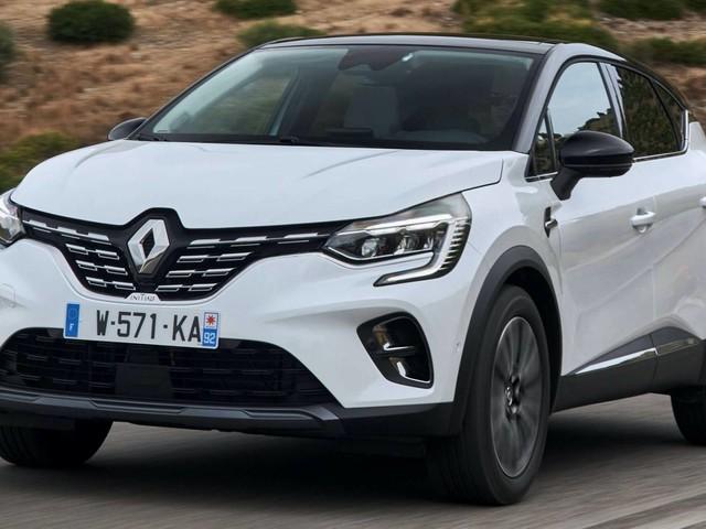 2020 Renault Captur Vies For European Supremacy, Featured In Huge Gallery