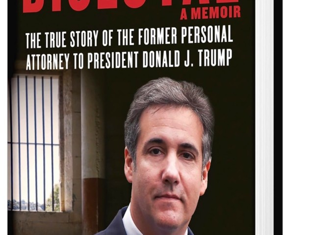 In new book, former Trump lawyer Michael Cohen describes alleged episodes of racism and says president likes how Putin runs Russia
