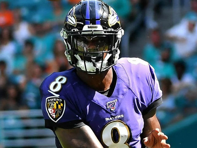 6 plays that show Lamar Jackson, QUARTERBACK, is the real freakin' deal