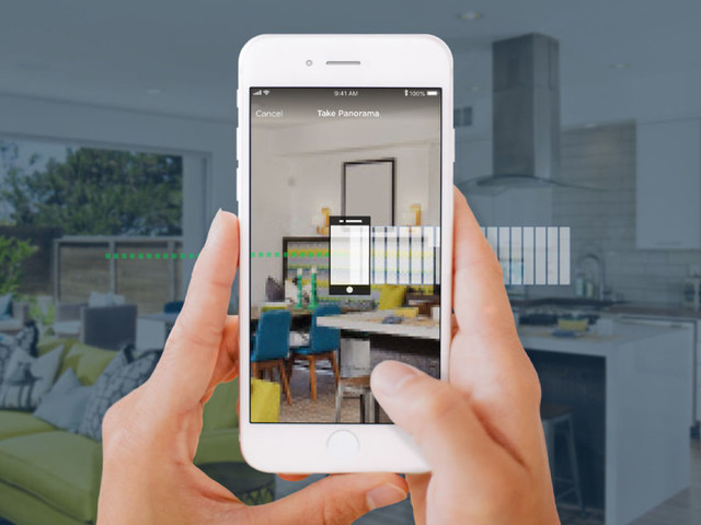 Zillow's 3D home tours are available across North America