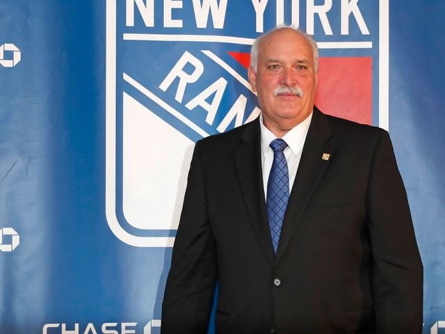 New president John Davidson all smiles over Rangers' draft opportunity