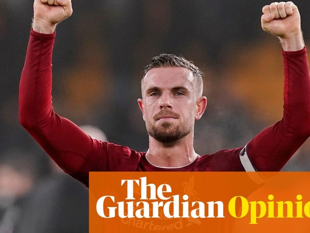 Jordan Henderson shows why he may be Liverpool's most important player of all | Sachin Nakrani