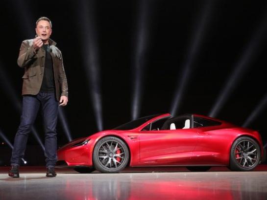 Tesla CEO Elon Musk Splurges on $25 Million Worth of Tesla Stock