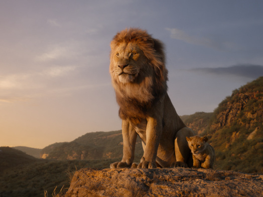 'The Lion King' Rakes in $13.4 Million by Early Friday Evening in China