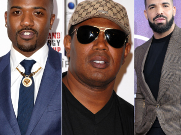 BUSINESS MEN: Ray J, Master P & Drake Are Ready To Take Over – Outside Of Music