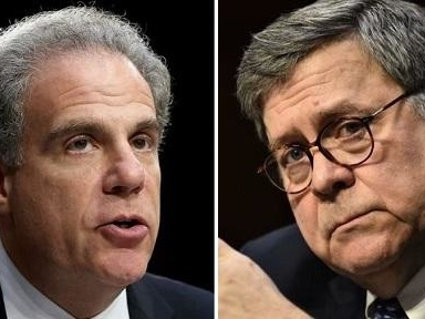 'A Clear Abuse': Barr, Durham Object To IG FISA Probe Findings In Stunning Statements
