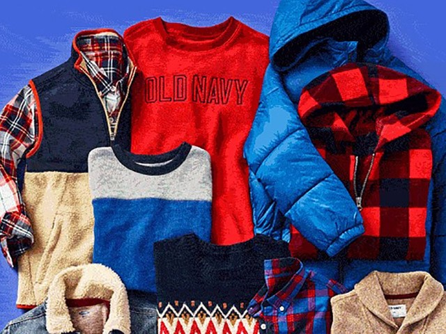 Old Navy launches delivery service with Postmates