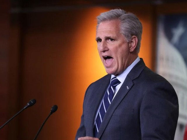 Rep. Kevin McCarthy opposes '9/11-style' commission to investigate Jan. 6 Capitol riot