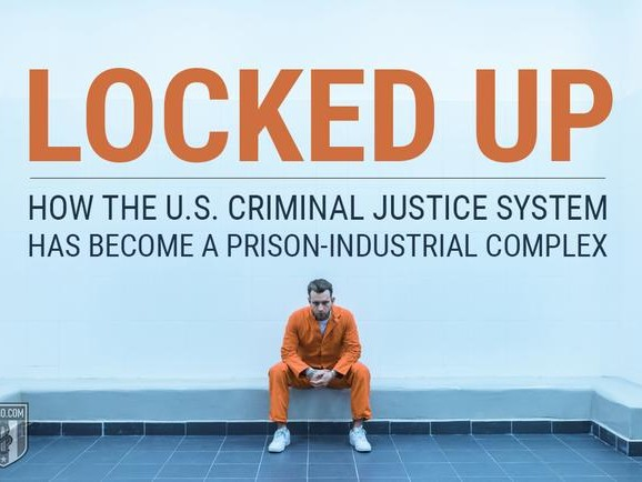 Locked Up: How The Modern Prison-Industrial Complex Puts So Many Americans In Jail