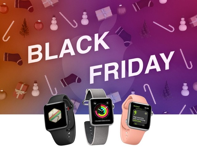 Black Friday 2019: Best Deals on Apple Watch