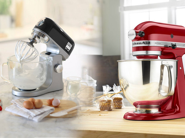 Best Black Friday deals on KitchenAid and Kenwood stand mixers